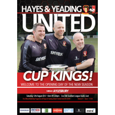 Issue 1 - HYUFC v Aylesbury