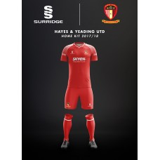 HYUFC Home Shirt - 2017/19