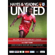 Issue 5 - HYUFC v Fleet Town