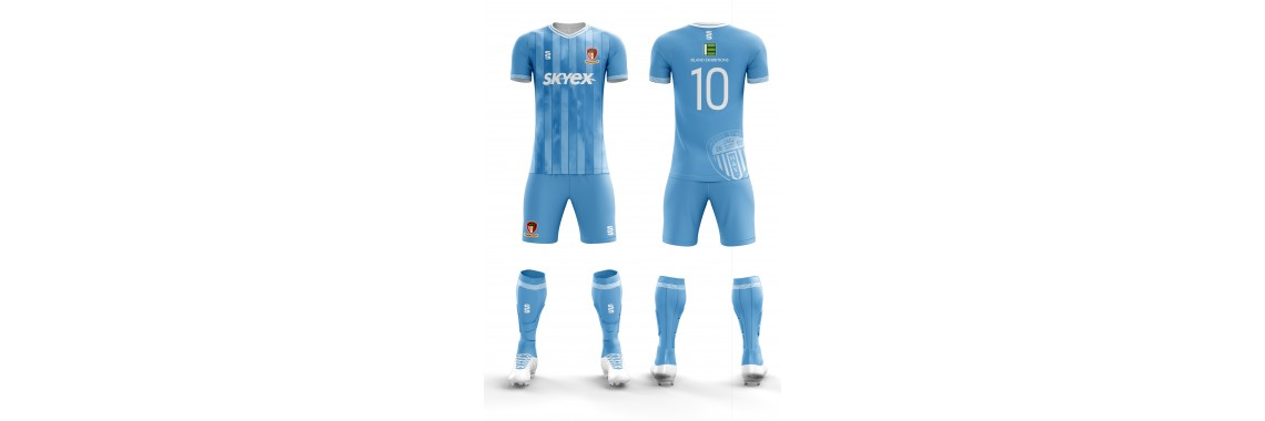 Pre Order - New Away Kit for 2019