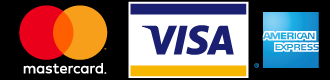 Card Acceptance: Mastercard Visa American Express